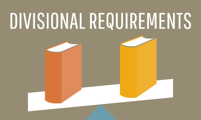 Divisional Requirements
