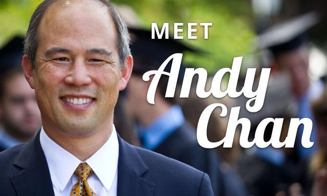 Meet Andy Chan
