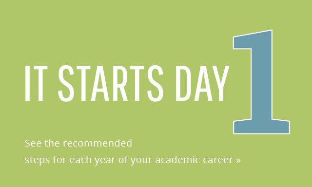 Career Development, Starts Day 1