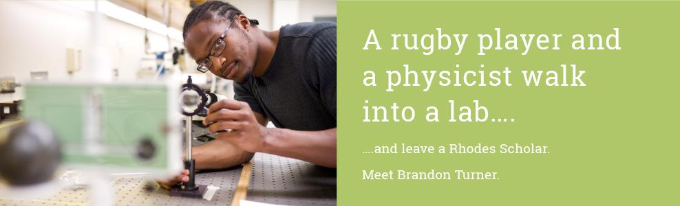 Student Research - Brandon Turner
