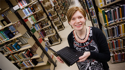 Instructional Design Librarian Lauren Pressley predicts what technology trends might transform library services and classroom learning.