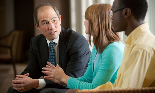 Advice for graduates: For more tips for new college graduates, listen to Career Development vice president Andy Chan on NPR.