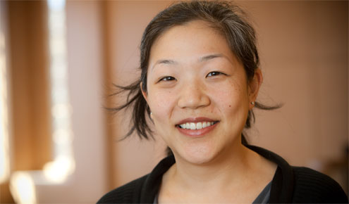 Psychology professor Lisa Kiang: A high sense of ethnic identity leads to higher self-esteem, healthy social relationships and other positive benefits for adolescents.