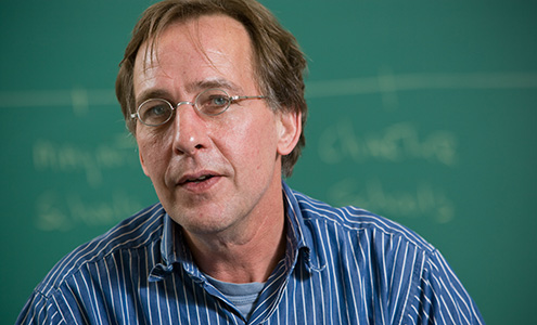 Education professor Scott Baker says the Obama administration's Race to the Top plan relies too heavily on standardized testing and isn't likely to produce better results in the nation's classrooms.