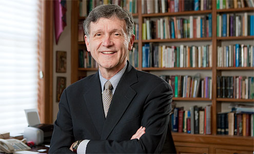 Divinity school Dean Bill Leonard is retiring as dean next summer, but he will continue to teach in the school.