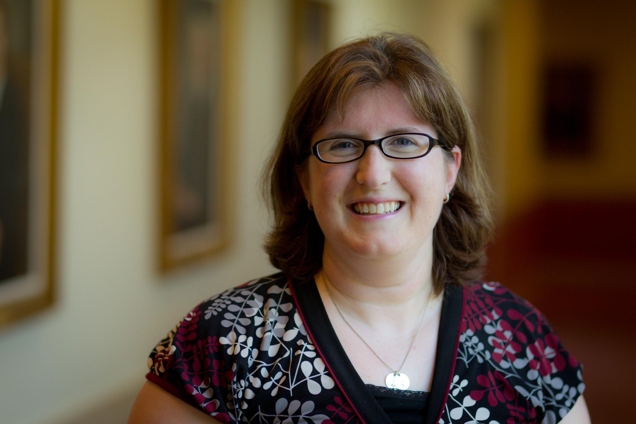 Wake Forest University School of Law professor Tanya Marsh