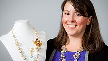Kelly Dietz and jewelry