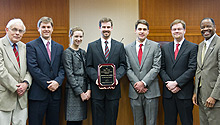 School of Law Moot Court winners