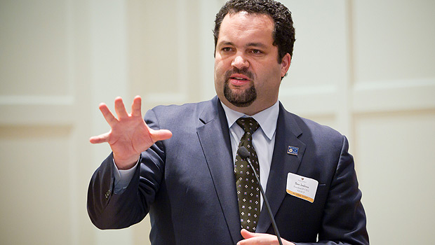 Ben Jealous, president of the NAACP
