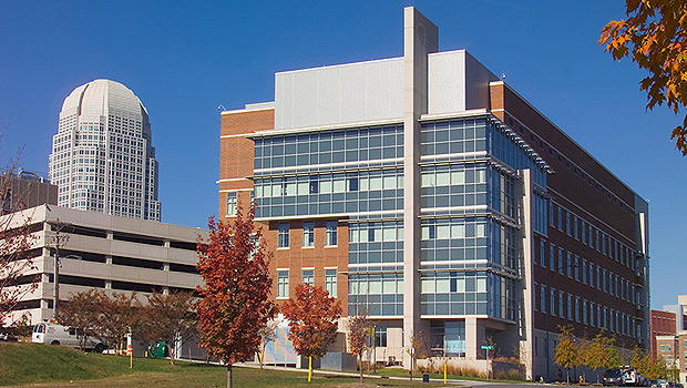 Richard H. Dean Biomedical Research Building