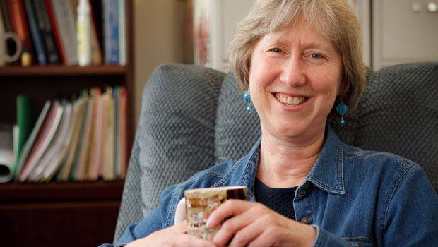 Marianne Shubert, director of the University Counseling Center
