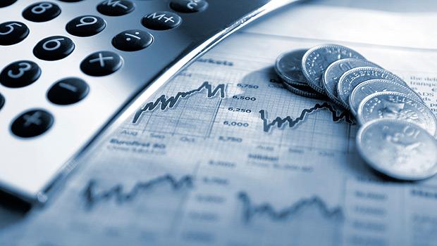 Stock economy graphic