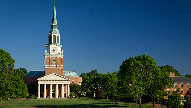 Wake Forest quad