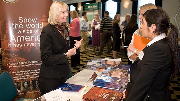 Internship and Job Fair