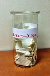Beaker of fear