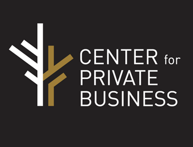 Center for Private Business Logo