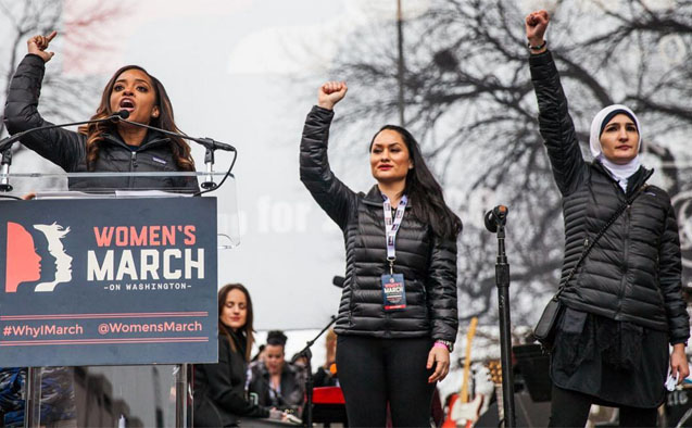 Founders of the Women's March movement