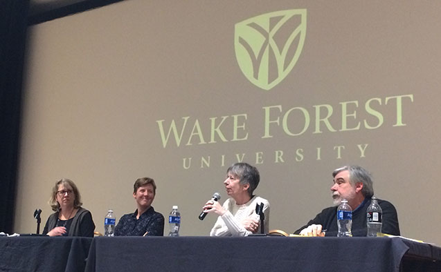 Faculty panel on immigration