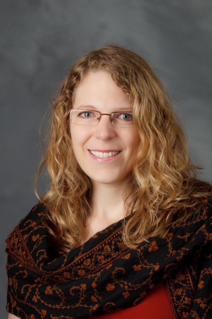 Wake Forest Divinity School professor Michelle Voss Roberts, Thursday, June 16, 2011.