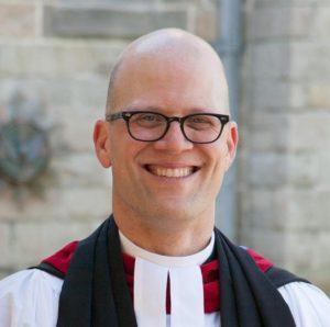 The Rev. Dixon Kinser