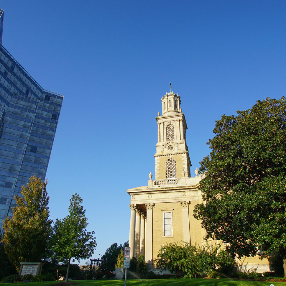 First Baptist Church on Fifth