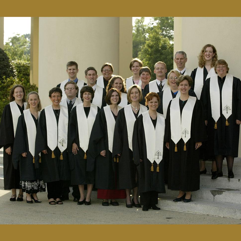 Inaugural Graduating Class, 2002