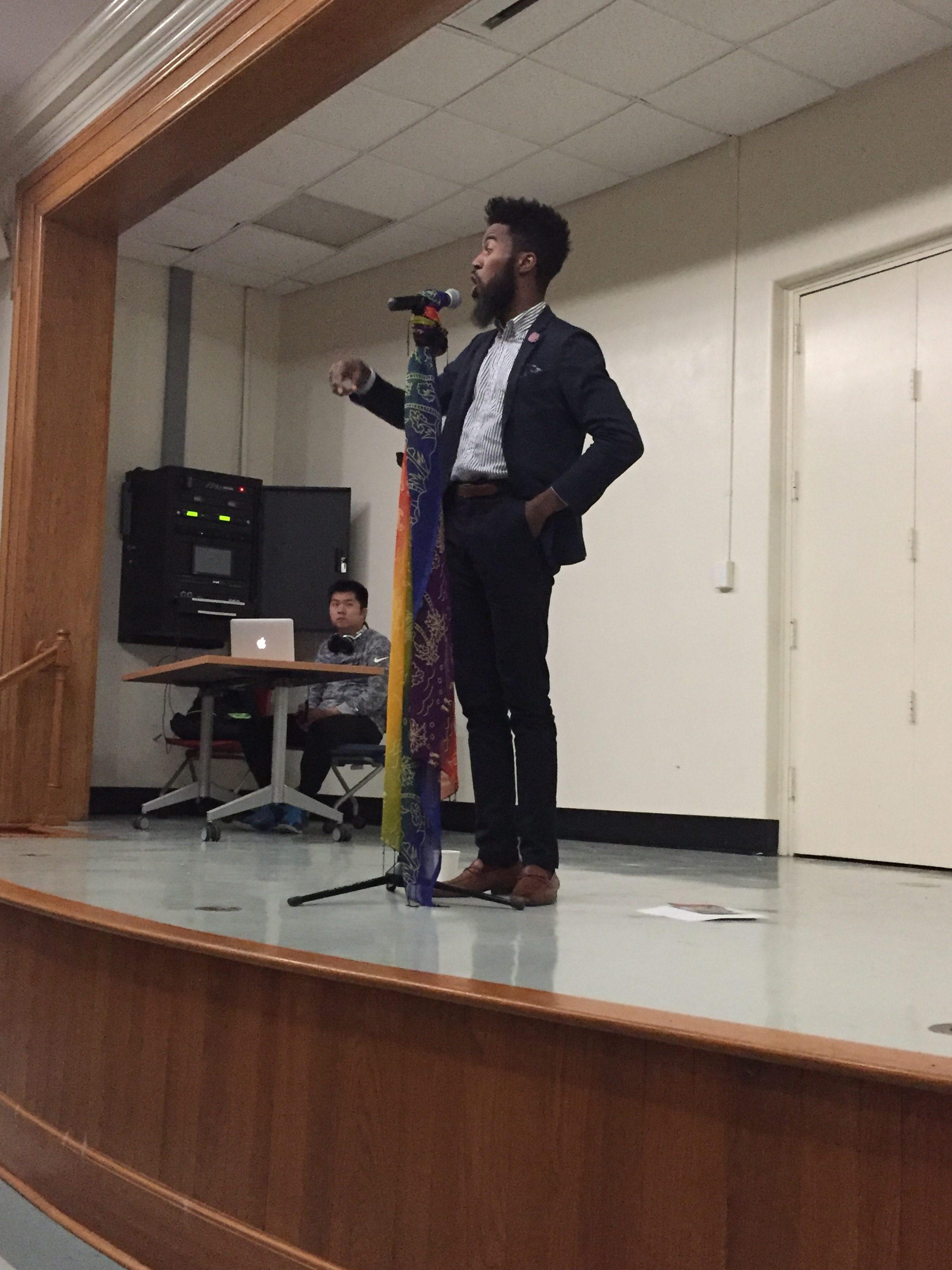 Dr. Joshua Bennett