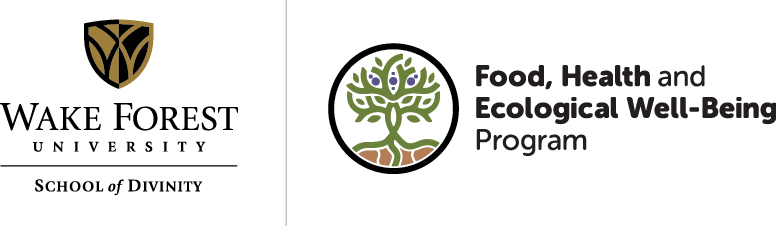 Logo for the Food, Health, and Ecological Well-Being Program