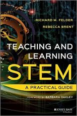 Teaching and Learning STEM Book Cover