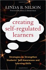 Creating Self-Regulated Learners Book Cover