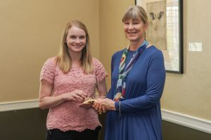 Innovative Teaching Award Winner Amanda Foster