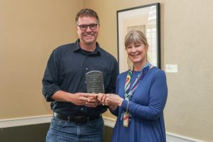 Innovative Teaching Award Winner Eric Stottlemeyer