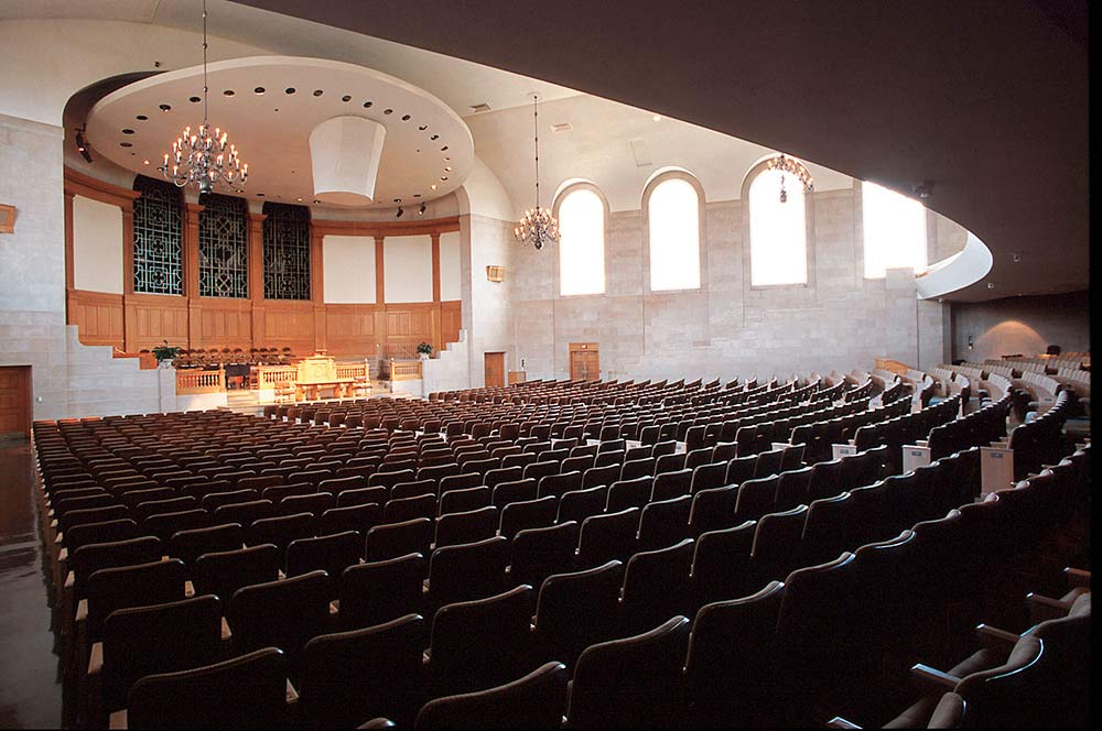 Wait Chapel Interior
