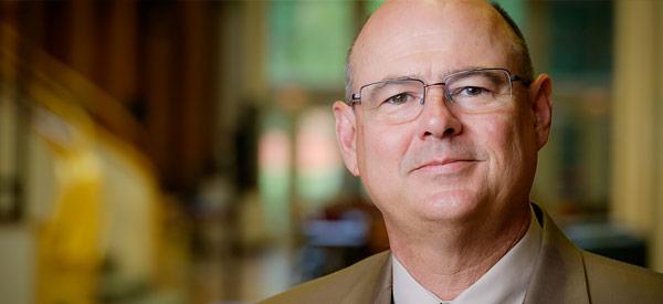 Tim Pyatt, Dean of Z. Smith Reynolds Library