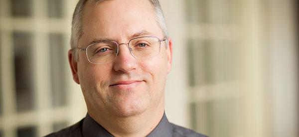 Brad Jones, Dean, Graduate Programs in Arts and Sciences