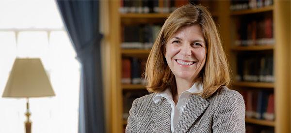 Michele Gillespie, Dean of the Undergraduate College