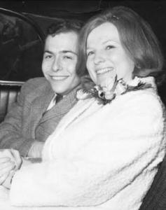 Chester ('68) and Susan ('70) David
