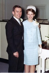 Fred ('67, JD '69, P '92) and Susan ('67, P '92) Williams