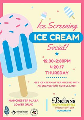 Ice Screening Social April 20 Manchester Plaza