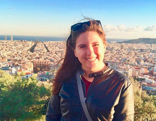 Haleigh Monyek - 2017 CHARGE student leader