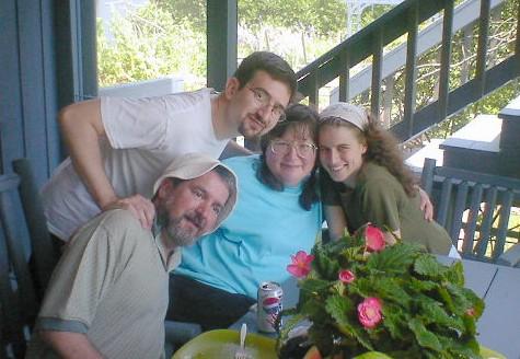 Daveed's Family