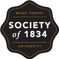 Society of 1834 Seal