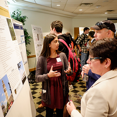 WFU Undergraduate Research Day