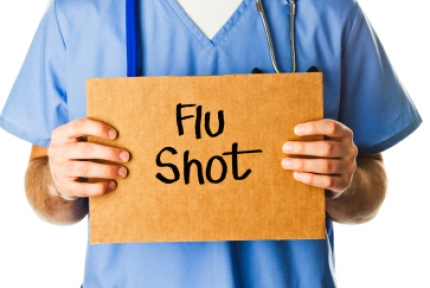 Flu Shots for WFU students during Family Weekend