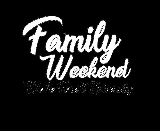 WFU Family Weekend