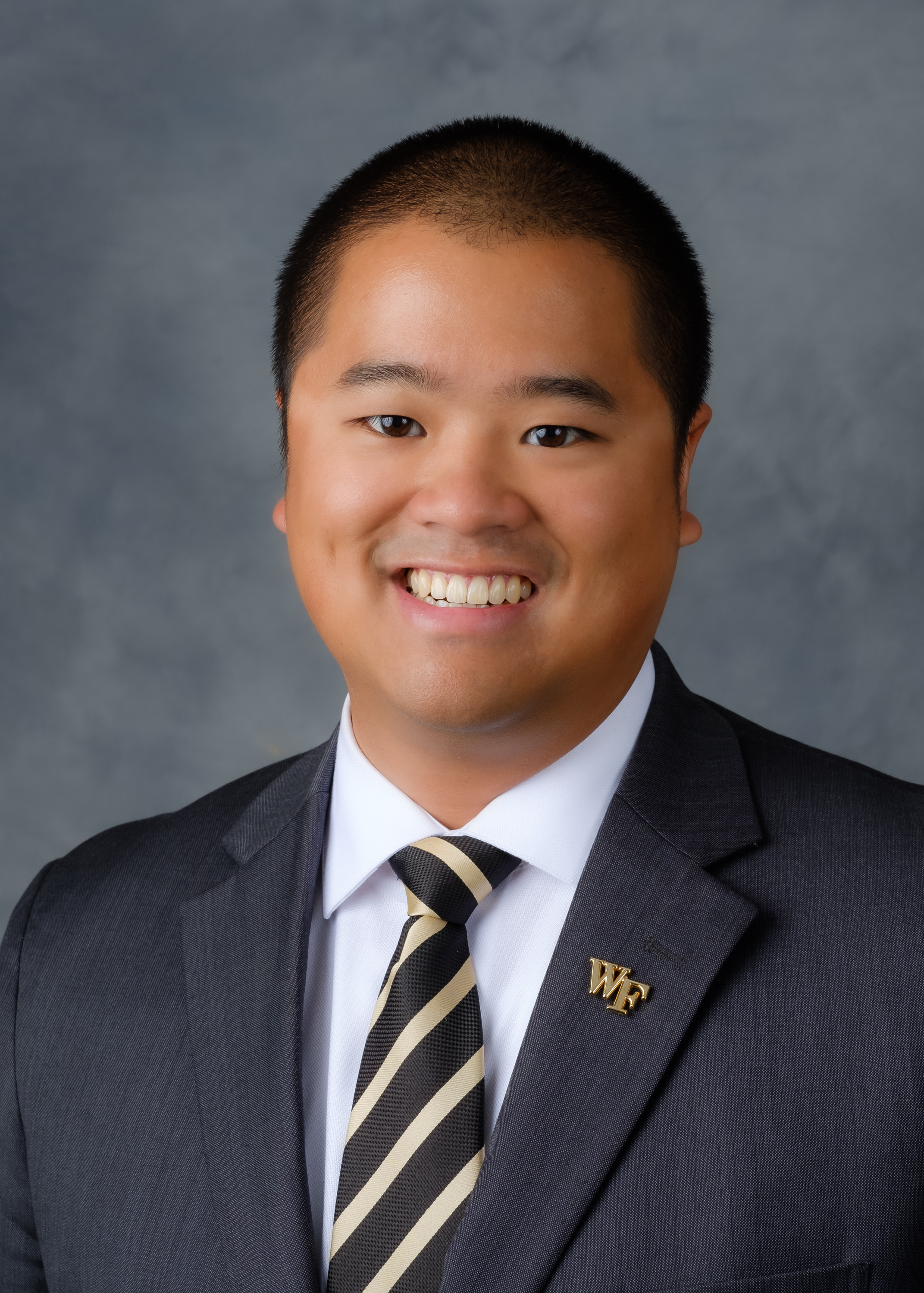 head shot photo of Anthony Tang