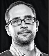 Jarrpd Atchison ('01, MA '03), director of debate