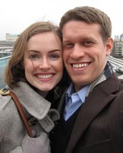 Lauren Pressley Candler ('05) and Scotty Candler ('05)