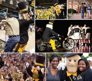 101 Things We Love About Wake Forest: No. 94 - Demon Deacon