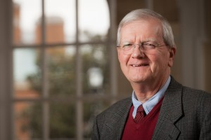 Retired Associate Dean of the College Toby A. Hale ('65)